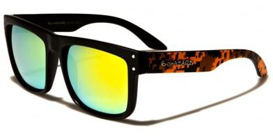 Biohazard Classic Unisex Wholesale Sunglasses BZ66182
