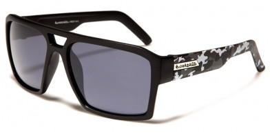 Biohazard Square Men's Sunglasses Wholesale BZ66222