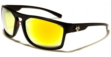 Biohazard Rectangle Men's Sunglasses Wholesale BZ66233