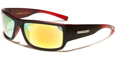 Biohazard Rectangle Men's Sunglasses Wholesale BZ66239