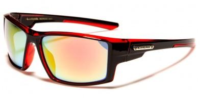 Biohazard Rectangle Men's Wholesale Sunglasses BZ66242
