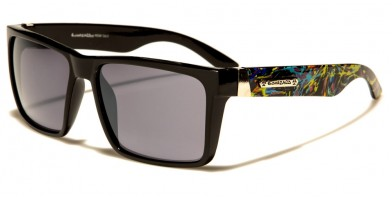 Biohazard Square Unisex Sunglasses Wholesale BZ66243