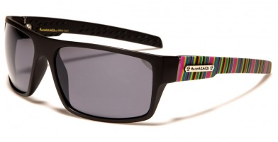 Biohazard Rectangle Unisex Sunglasses in Bulk BZ66244