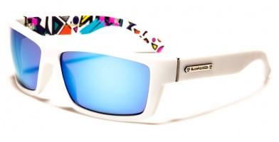 Biohazard Rectangle Men's Sunglasses Bulk BZ66249