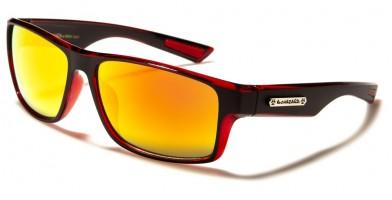 Biohazard Rectangle Men's Wholesale Sunglasses BZ66254