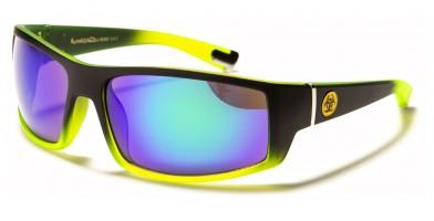 Biohazard Rectangle Men's Wholesale Sunglasses BZ66265