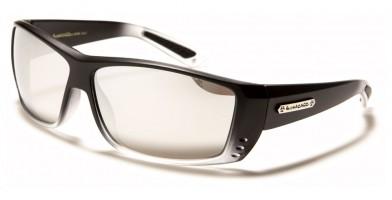Biohazard Oval Men's Sunglasses Wholesale BZ66266