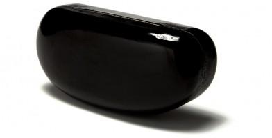 Black Clamshell Wholesale Sunglasses Case CASE-301FS