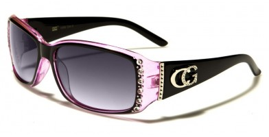 CG Rhinestone Women's Sunglasses Bulk CG1808RSc