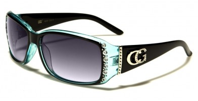 CG Rhinestone Women's Sunglasses Wholesale CG1808RSe