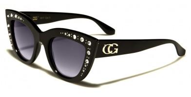 CG Cat Eye Women's Sunglasses In Bulk CG1817RS