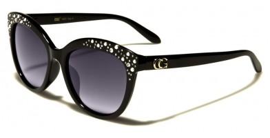 CG Rhinestone Women's Sunglasses In Bulk CG1831RS