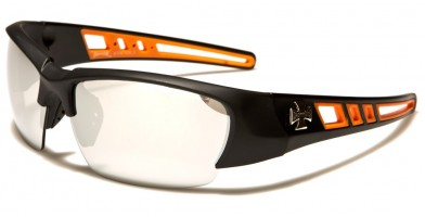 Choppers Semi-Rimless Bulk Sunglasses CP6704