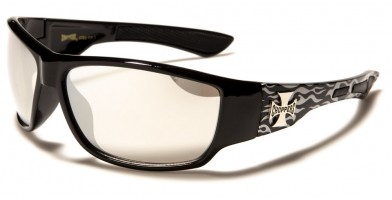 Choppers Wrap Around Men's Bulk Sunglasses CP6721