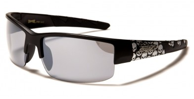 Choppers Wrap Around Men's Sunglasses Bulk CP6722