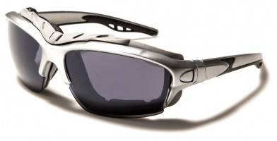Choppers Foam Padded Motorcycle Sunglasses in Bulk CP929