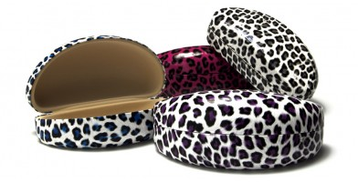 Leopard Print Sunglasses Cases Wholesale CV810
