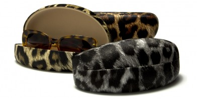Leopard Print Sunglasses Cases Wholesale CV816