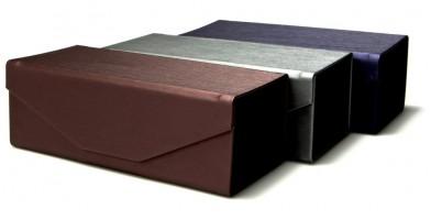 Neutral Colors Foldable Wholesale Sunglasses Cases CV854
