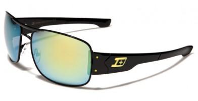 Dxtreme Rectangle Men's Sunglasses In Bulk DXT1332CM