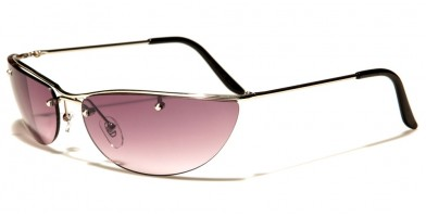 Eyedentification Semi-Rimless Sunglasses EYED-CLR-17007