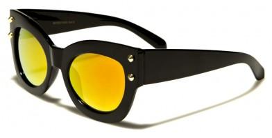 Eyedentification Round Sunglasses In Bulk EYED11002