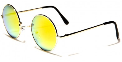 Eyedentification Round Wholesale Sunglasses EYED12008