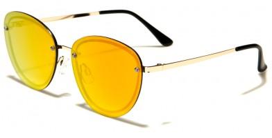 Eyedentification Round Sunglasses Wholesale EYED12016