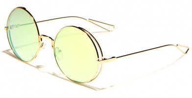 Eyedentification Round Wholesale Sunglasses EYED12033