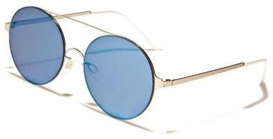 Eyedentification Round Wholesale Sunglasses EYED12037