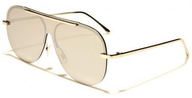 Eyedentification Shield Sunglasses Wholesale EYED12048
