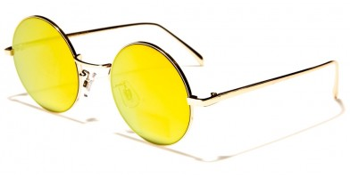 Eyedentification Round Unisex Bulk Sunglasses EYED12050