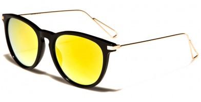 Eyedentification Round Sunglasses Wholesale EYED13053