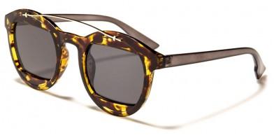 Giselle Round Unisex Wholesale Sunglasses GSL22175