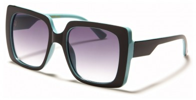 Giselle Butterfly Squared Sunglasses Wholesale GSL22438