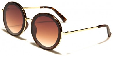 Giselle Round Women's Sunglasses Wholesale GSL28074