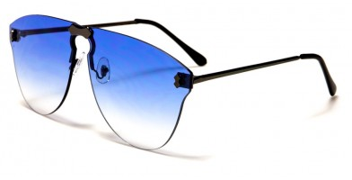 Giselle Rimless Women's Wholesale Sunglasses GSL28122