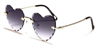 Giselle Heart Shaped Women's Bulk Sunglasses GSL28145