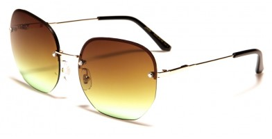 Giselle Rimless Women's Bulk Sunglasses GSL28165
