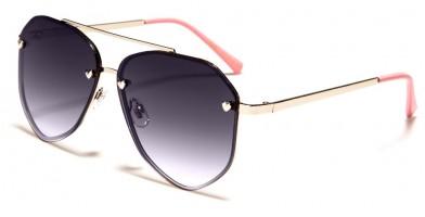 Giselle Aviator Women's Sunglasses Wholesale GSL28168