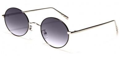 Giselle Round Unisex Sunglasses in Bulk GSL28184