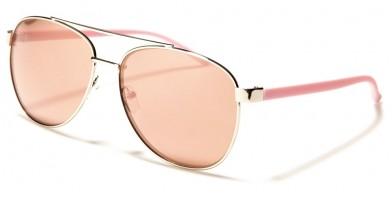 Giselle Aviator Unisex Sunglasses in Bulk GSL28204