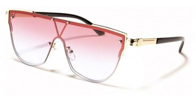 Giselle Shield Color Lens Sunglasses Wholesale GSL28210