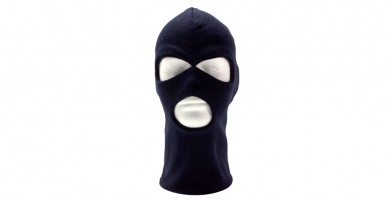 Navy Blue Snowboard Ski Full Face Mask Bulk HMM2003