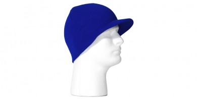 Snowboard Ski Royal Blue Visor Beanie Hat Wholesale HSH1007