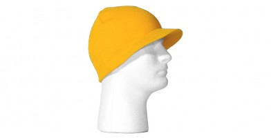 Snowboard Ski Yellow Visor Beanie Hat Wholesale HSH1012