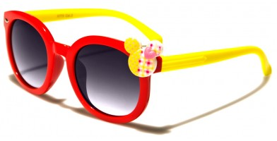 Mouse Ears Classic Kids Wholesale Sunglasses K-775
