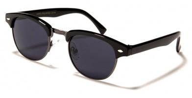 Kids Classic Round Sunglasses in Bulk K1112-SD
