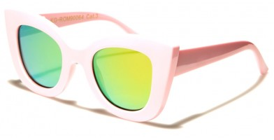Kids Romance Cat Eye Bulk Sunglasses KG-ROM90064