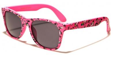 Unicorn Print Classic Kids Bulk Sunglasses KG-WF01-UNI